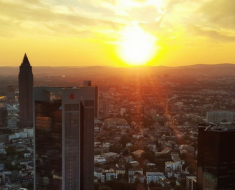 21 Stunning Photos Of Sunsets In Metropolises