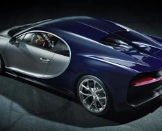Bugatti Chiron-Hottest Cars