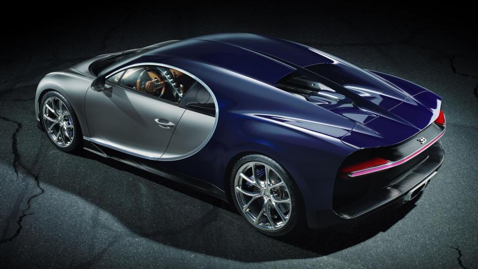 Hottest Cars -Bugatti Chiron