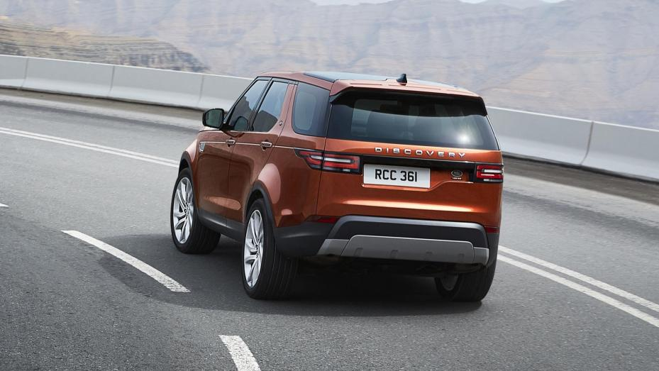 Hottest Cars -Land Rover Discovery