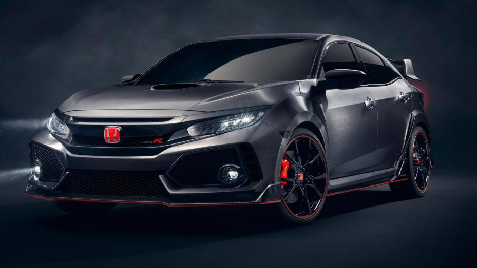 Hottest Cars -Honda Civic Type R