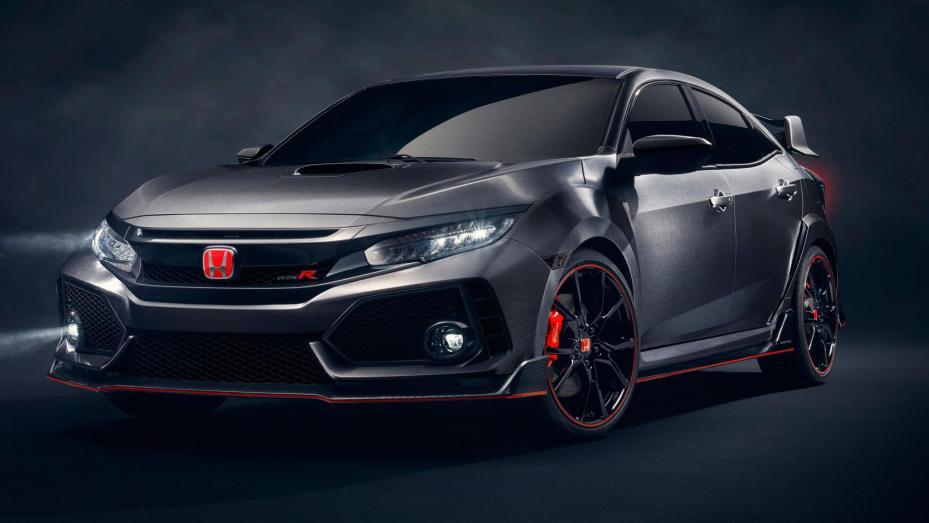 Hottest Cars -Honda Civic Type R