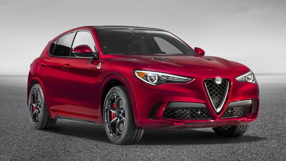 Hottest Cars -Alfa Romeo Stelvio