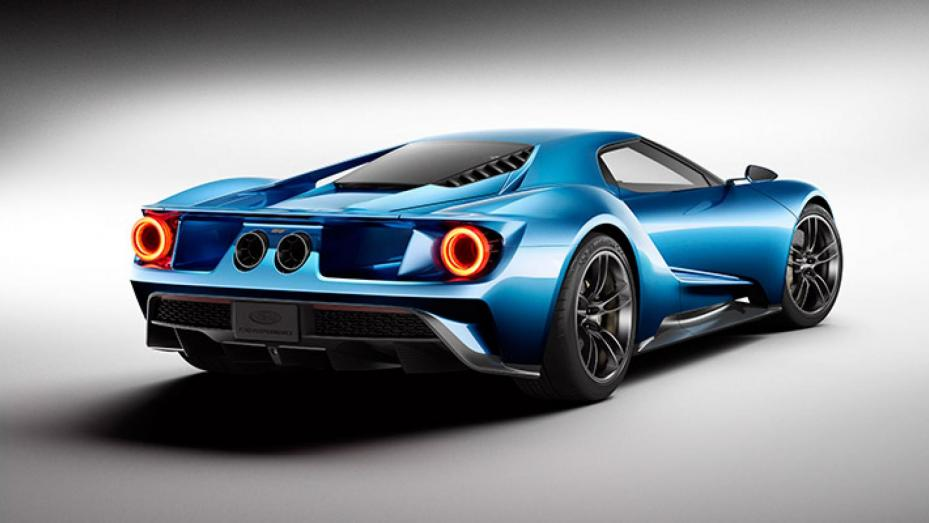Hottest Cars -Ford GT