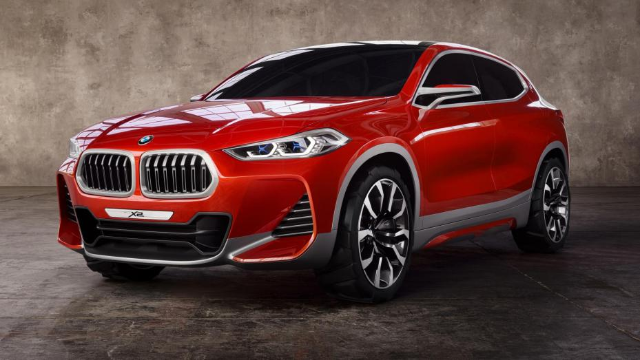 Hottest Cars -BMW X2