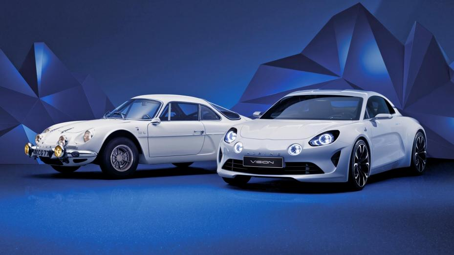 Hottest Cars -Alpine, um, sports car Cayman rival thingy
