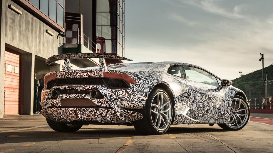 Hottest Cars -Lamborghini Huracan Performante