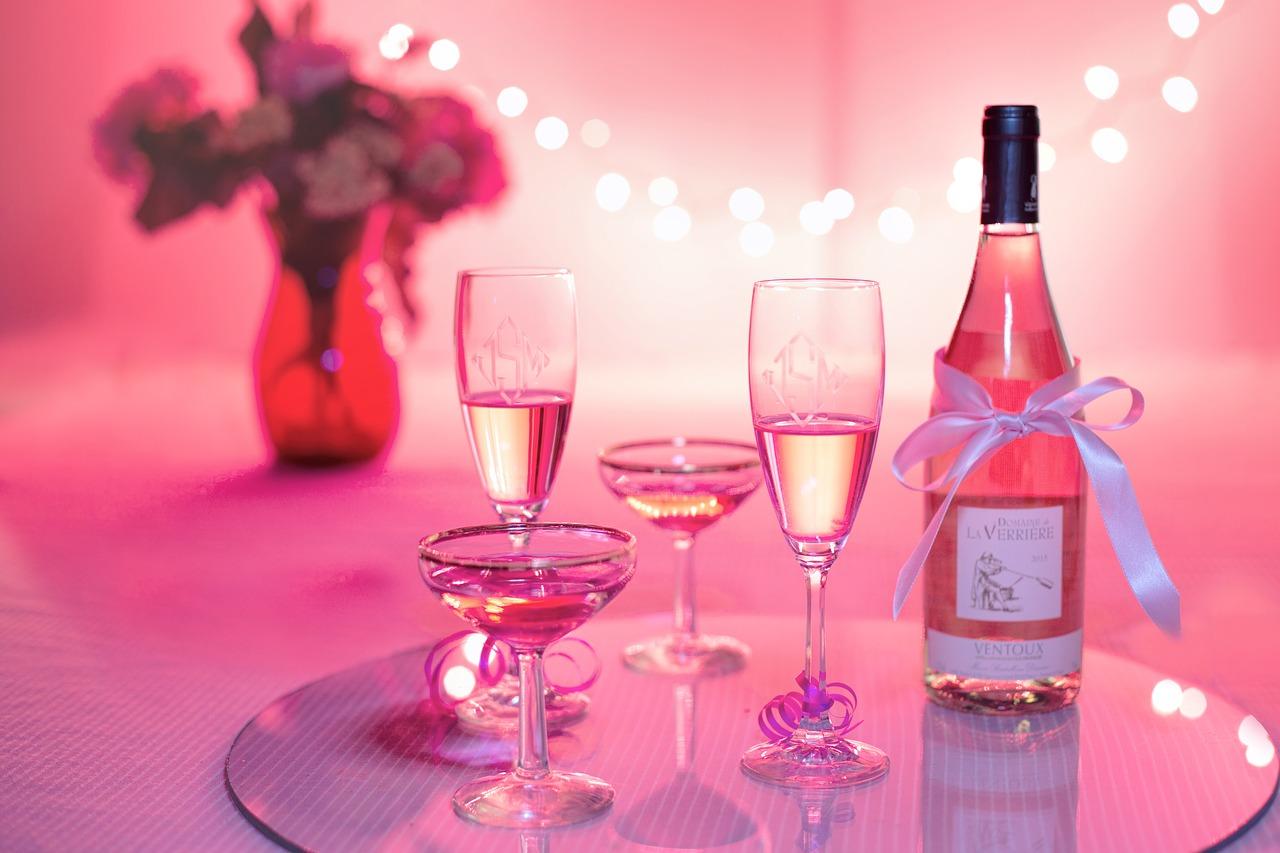 Valentine Day Wine Party