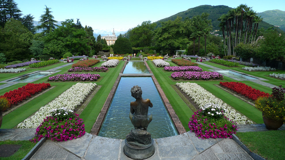 Villa Taranto Gardens, Verbania, Italy