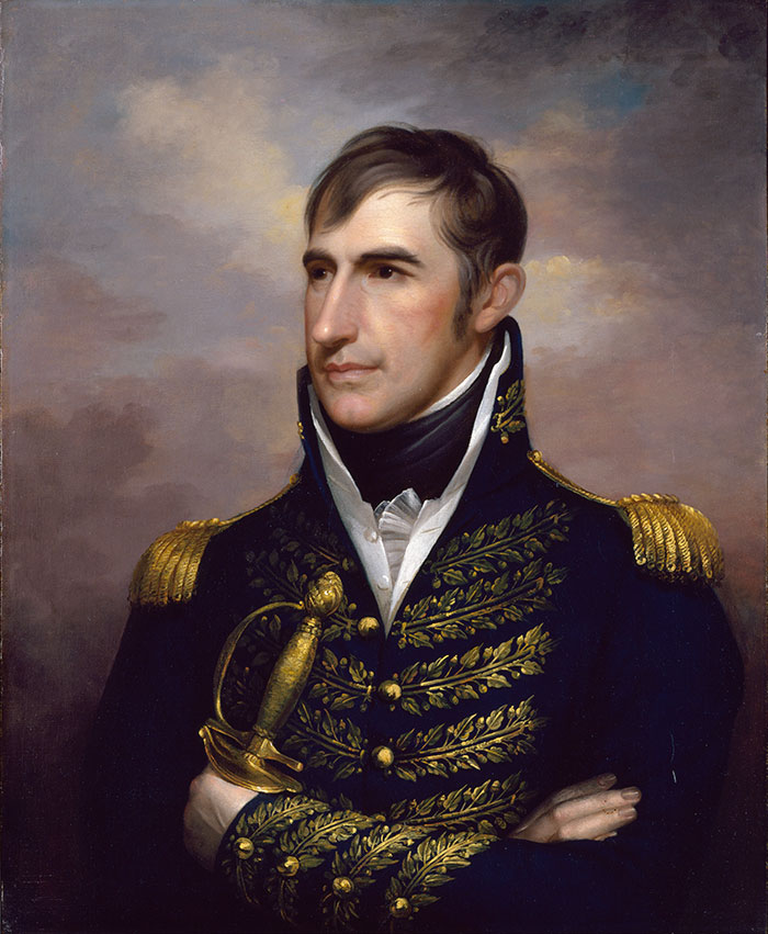 William Henry Harrison, Age 40
