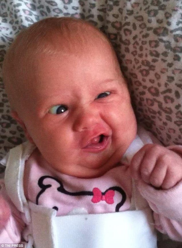 The Online Gallery Features Babies' Strained Expressions As Nature Calls