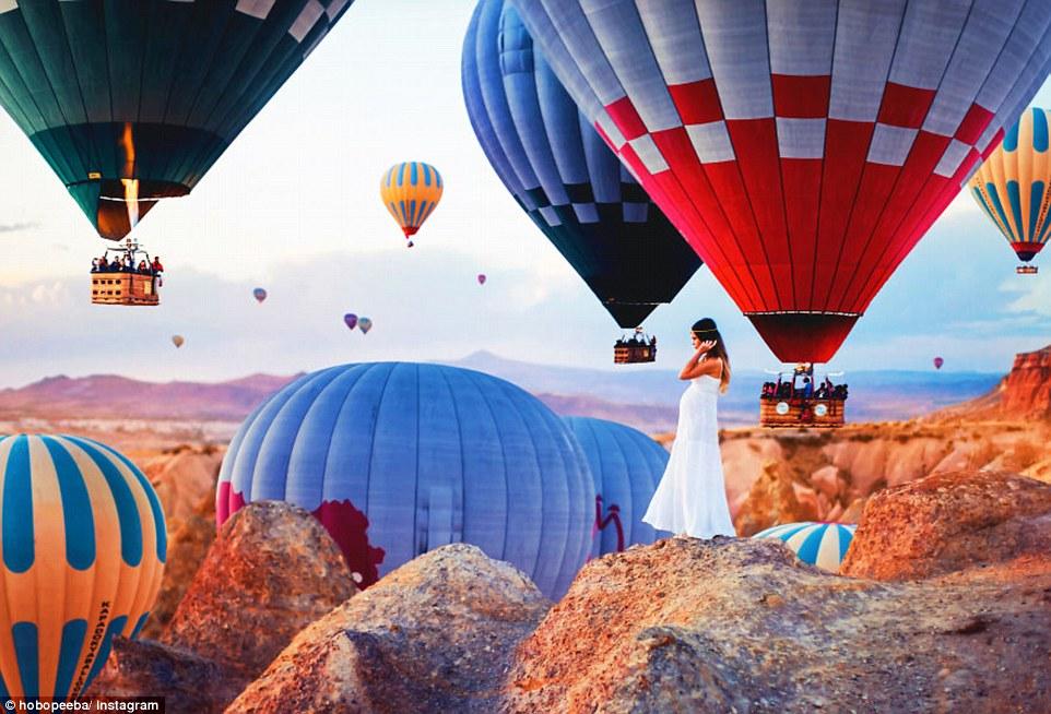 Stunning Air Balloons