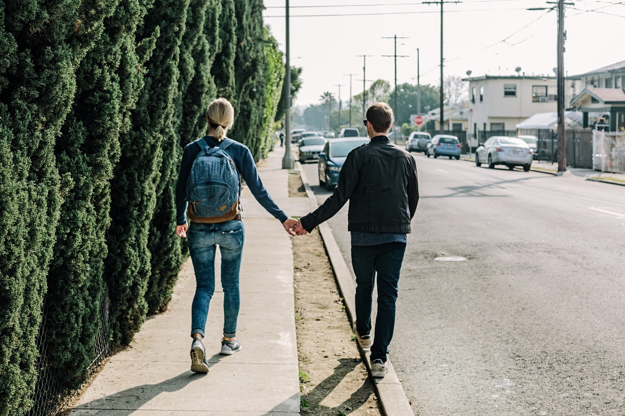 Walk Together for Healthy Relationship