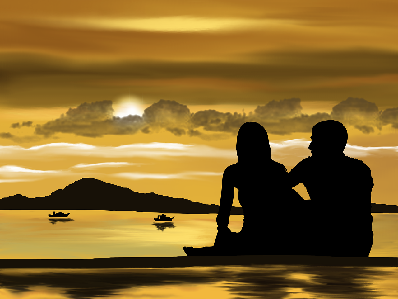 Spend Evening Together for Healthy Relationship