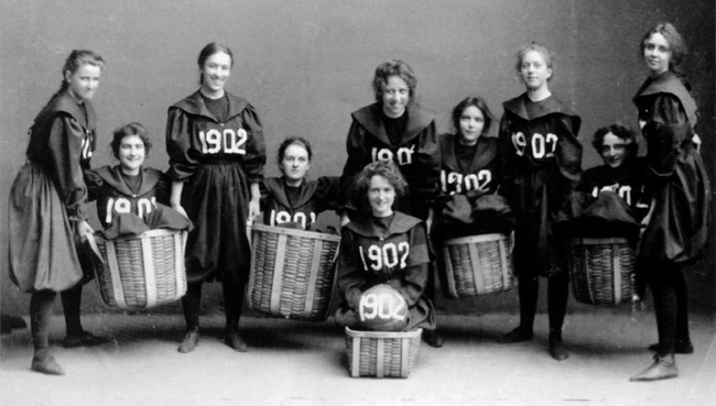 First Women's Basketball