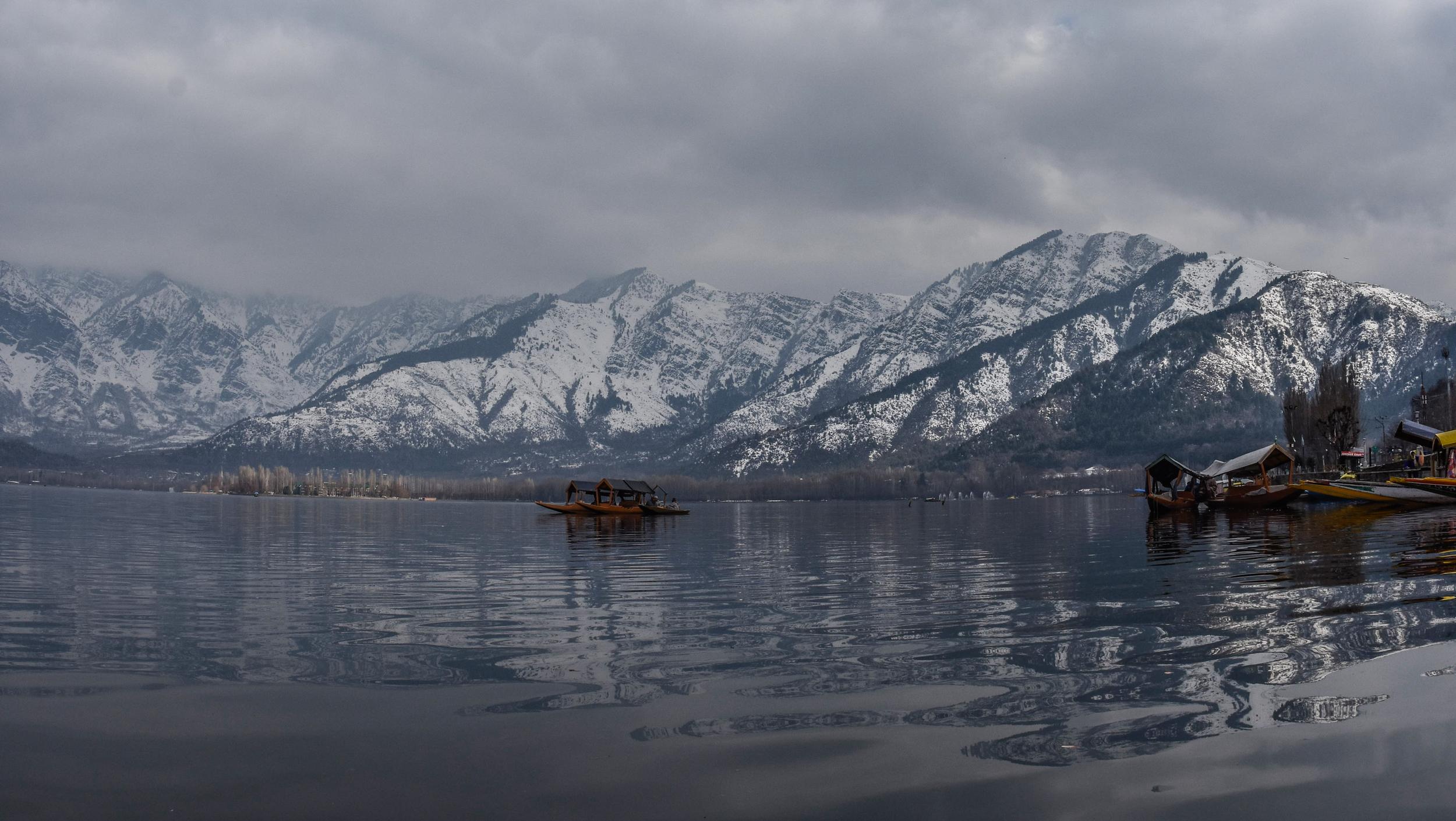 Kashmiri Boatmen