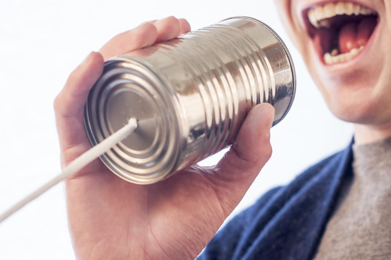 Listen First Before You Talk