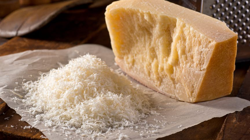 Italy & Cheese