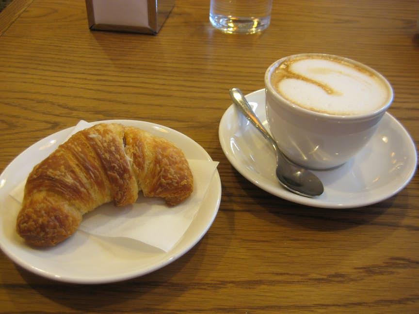 Italy & Cappuccinos