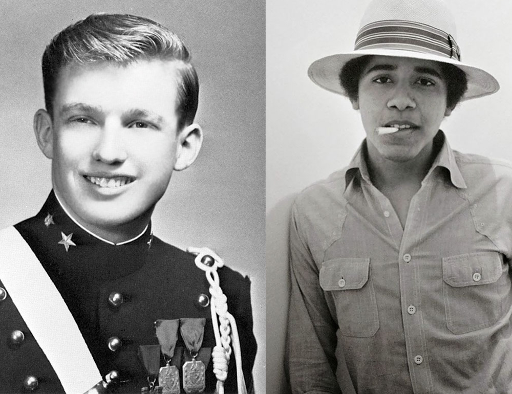 25+ Most Popular US Presidents When They Were Young
