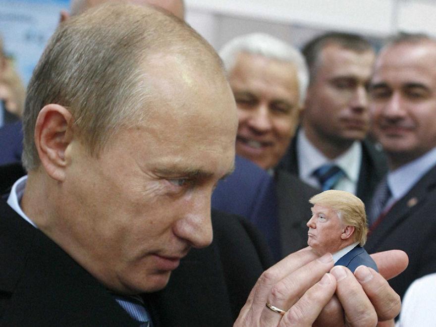 Trump With Putin