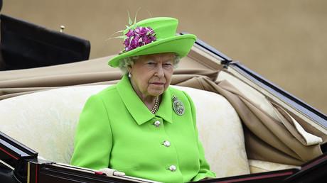 death of Queen