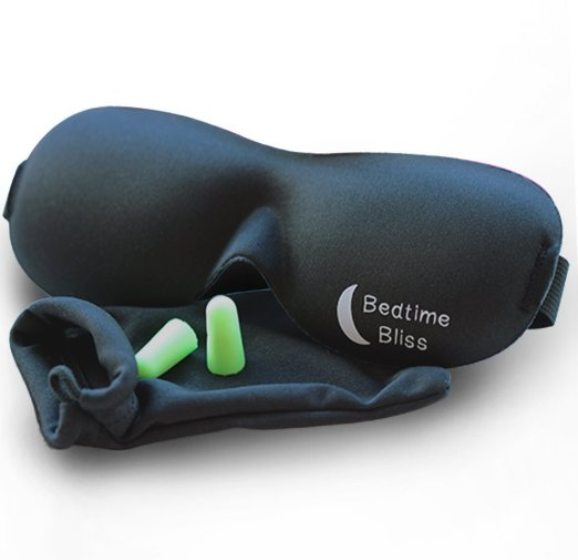 A sleep mask