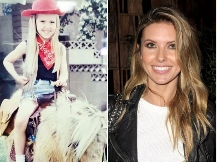 Audrina Patridge- child stars