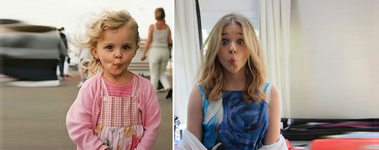 31 Rare Childhood Photos Of Celebrities As Children
