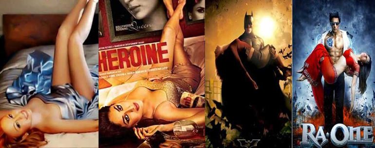 13 Copied Bollywood Movie Posters That Deserve A 'Slow Clap'