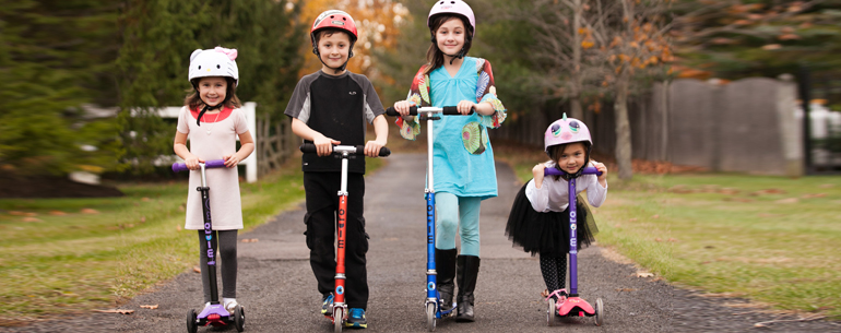 Top 20 Amazing Electric Scooters for Your Brats and Cuties
