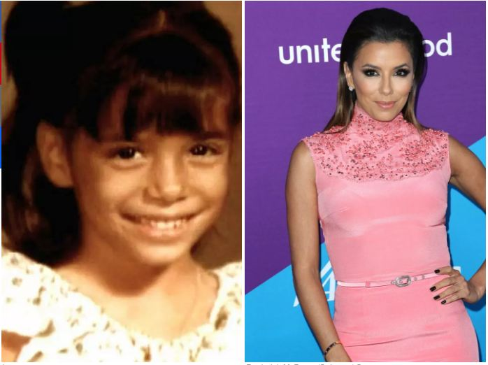 Eva Longoria - child actors now