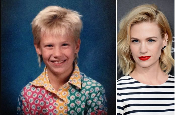 January Jones - celebrity children