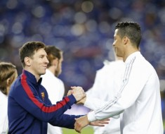 Lionel Messi And Cristiano Ronaldo-images