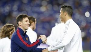 Lionel Messi And Cristiano Ronaldo-images