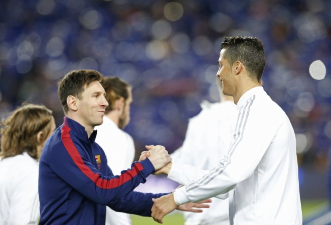 What Happend When Lionel Messi And Cristiano Ronaldo Made Their Appeal Over The War In Syria