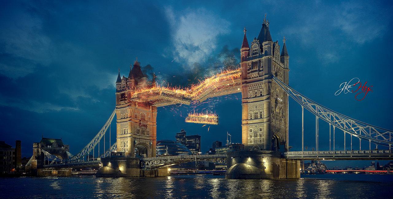 London Bridge Is Down