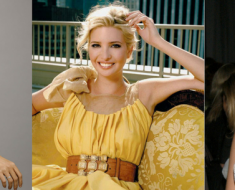 Meet Ivanka Trump, the indisputable hottest President's daughter the United States has ever seen.