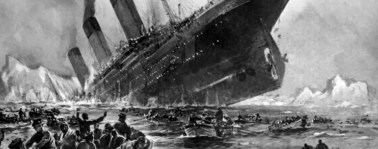 20 Historical Images Of Titanic Disaster You've Probably Never Seen