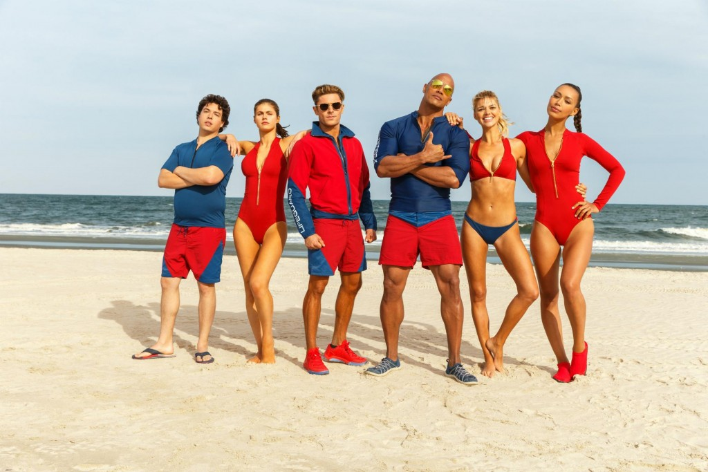 'Baywatch' Trailer Released. Pumps Up The Action And Comedy