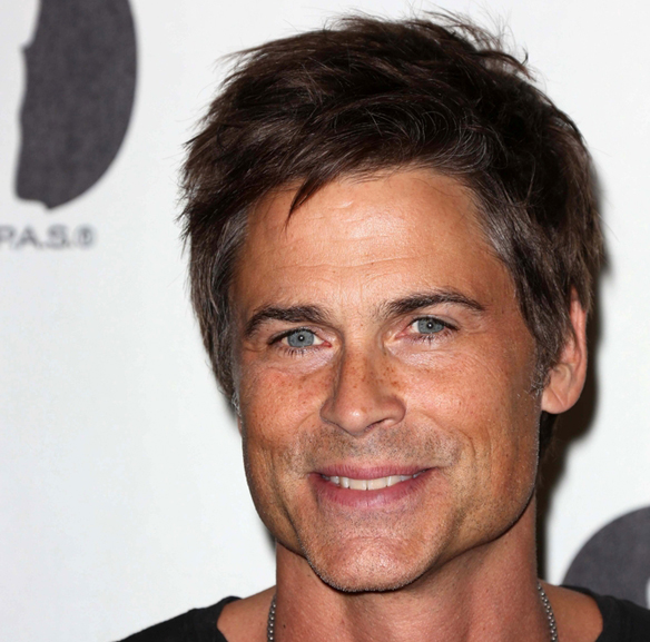 ROB LOWE,celebrities