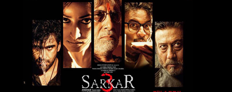 Amitabh Bachchan Is Back As SARKAR In SARKAR 3 Trailer