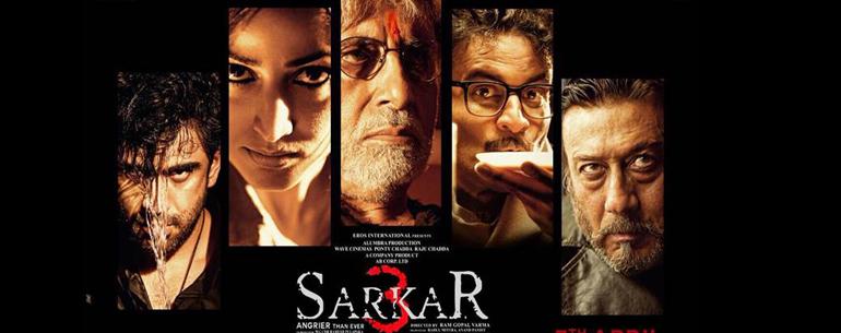 Amitabh Bachchan Is Back As SARKAR In SARKAR 3 Trailer