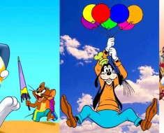 HILARIOUS Disney Cartoons