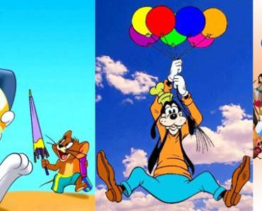 HILARIOUS Disney Cartoons