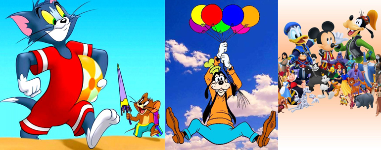 30 HILARIOUS Disney Cartoons Paused At Exactly The Right Moment