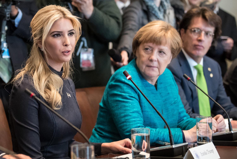 Ivanka Trump Berlin
