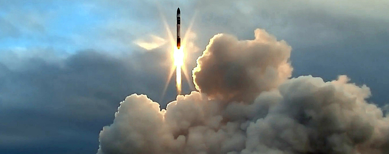 3D Printed Rocket Launched In New Zealand