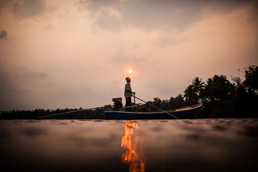 Cambodian Coast