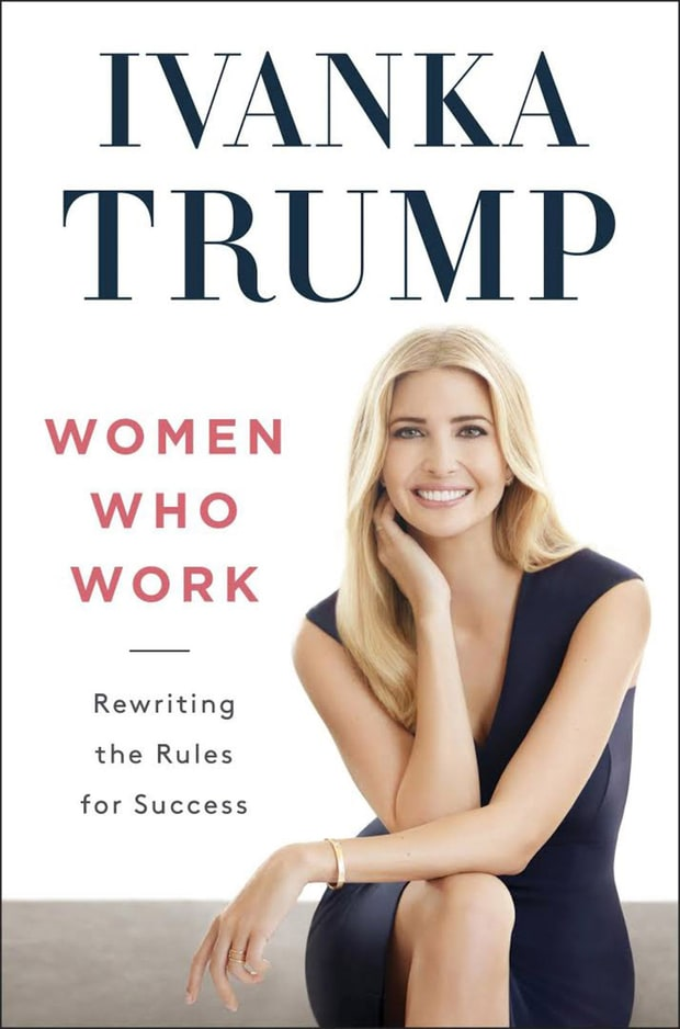 Ivanka-book -Women Who Work